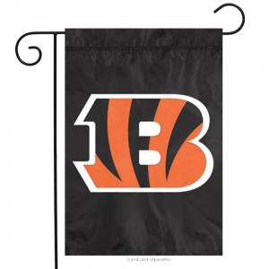 Cincinnati Bengals Garden Flag