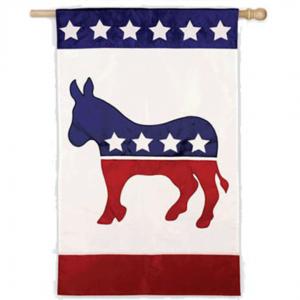 Democrat House Flag