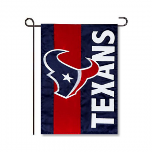 Houston Texans Garden Flag