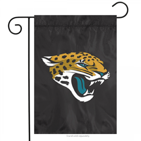 Jacksonville Jaguars Garden Flag