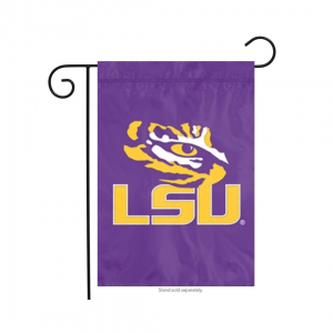 Louisiana State University Appliqué Flag
