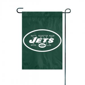 New York Jets Garden Flag