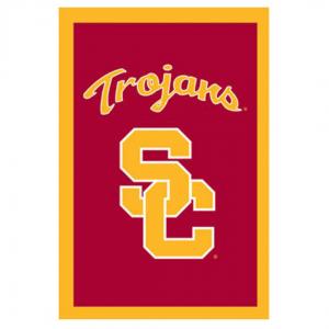 University of Southern California Flag