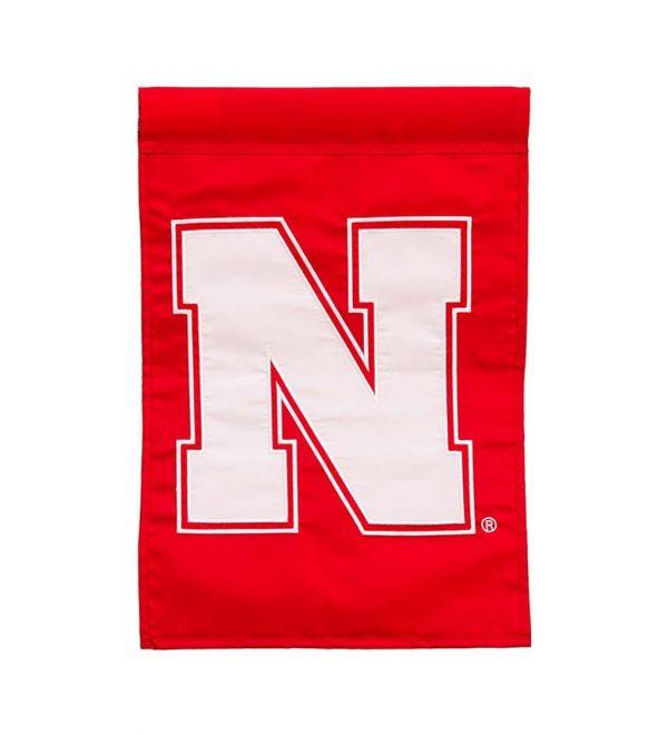 University of Nebraska Garden Flag
