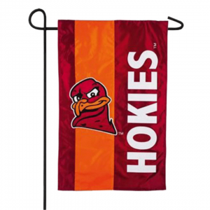 VT Hokies Garden Flag