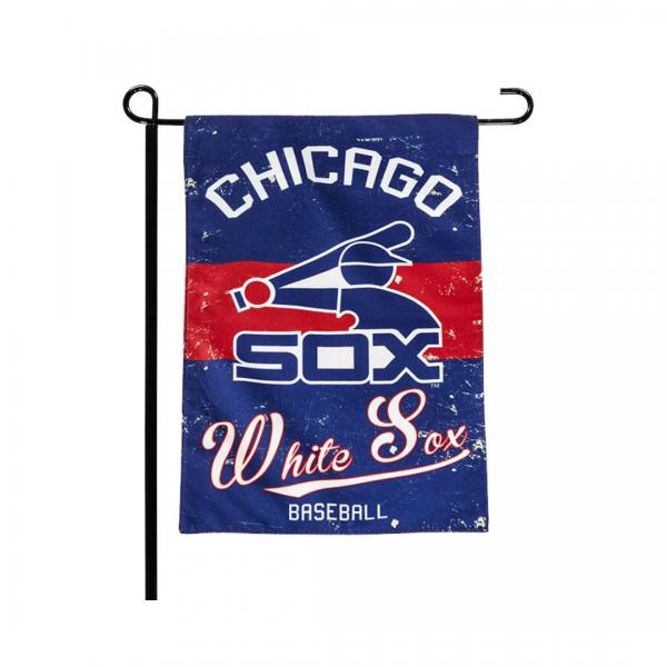 Chicago White Sox Garden Flag