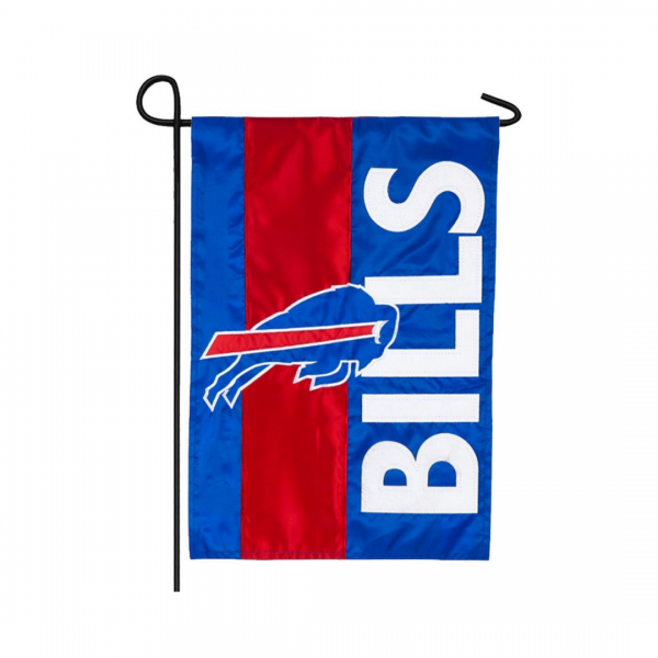 Buffalo Bills Garden Flag