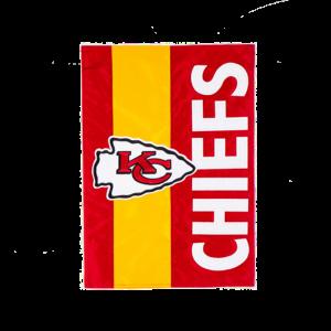 Kansas City Chiefs Garden Flag