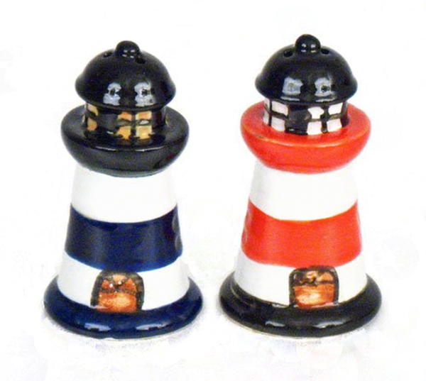 Lighthouse Shakers