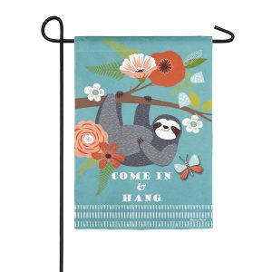 Come in and Hang Garden Flag