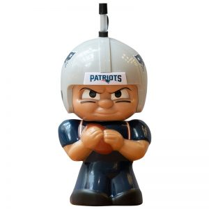 New England Patriots Big Sip Water Bottle
