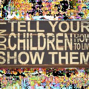 Show Your Children