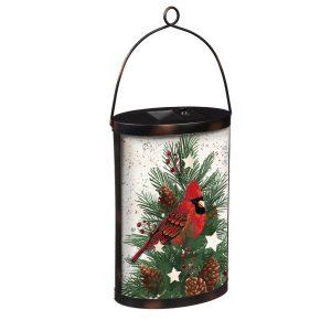 Cardinal & Spruce Solar Lantern
