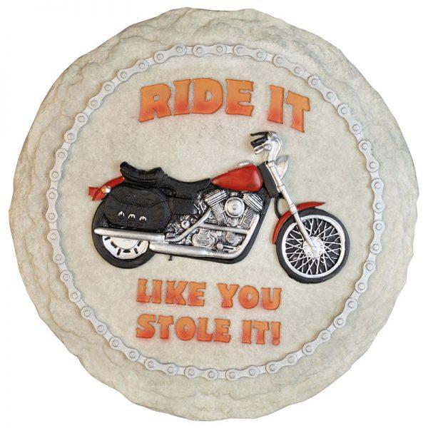 Motorcycle Stone