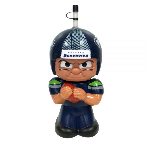 Seattle Seahawks Big Sip Water Bottle