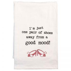Shoes Towel