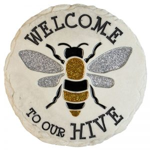 Welcome To Our Hive Stone