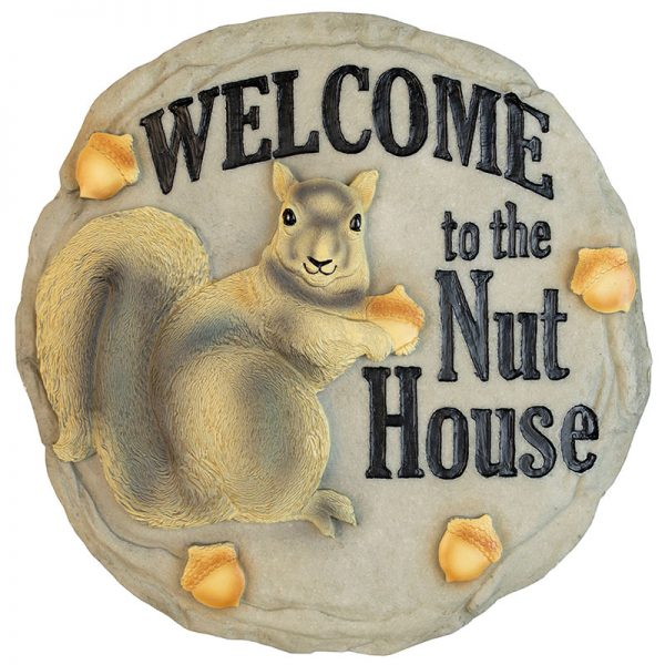 Welcome to the Nut House Stone