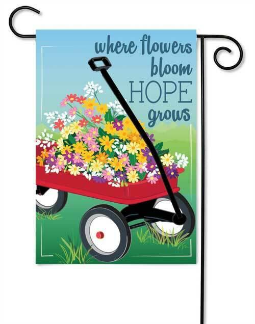 wildflower wagon