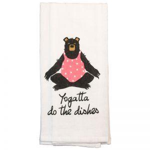 Yogatta Dish Towel