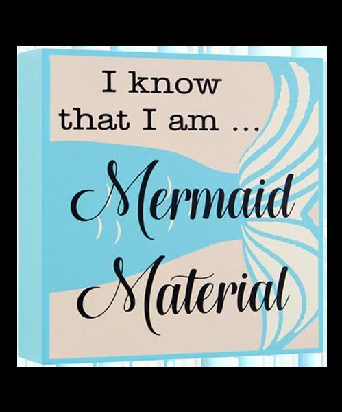 Mermaid Material