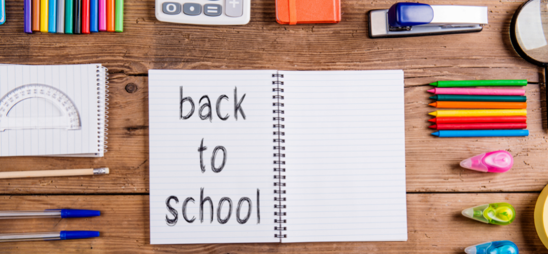 Back to School Tips for 2021!
