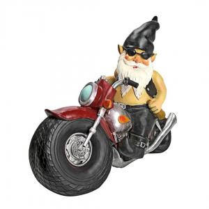 Axle Grease the Biker Gnome