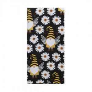Daisy Gnome Dish Towel