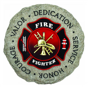 Firefighter Stepping Stone