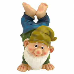 Handstand Henry Gnome