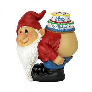 Loonie Moonie Happy Birthday Gnome